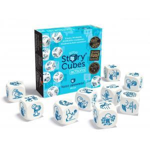 Story Cubes: Akcje. Gra Planszowa