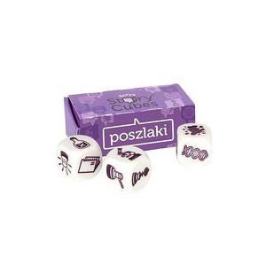 Story Cubes: Poszlaki. Gra Planszowa