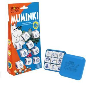 Story Cubes: Muminki. Gra Planszowa