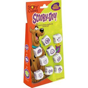 Story Cubes: Scooby Doo. Gra Planszowa