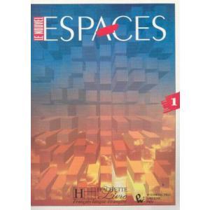 Espaces Le Nouvel 1 Podręcznik