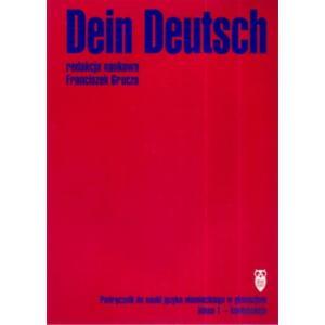Dein Deutsch Kl 1 Gimnazjum Kontynuacja Podręcznik Mitte