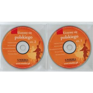 Uczymy się Polskiego. Audio CD