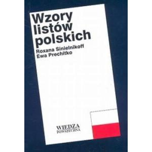 WZORY LISTÓW POLSKICH STARE