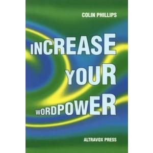 Increase Your Wordpower