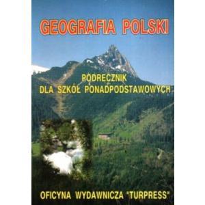 Geografia Polski Podręcznik Turpress