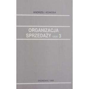 Organizacja Sprzedaży Część 3