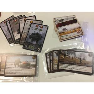 Scythe: Karty Promocyjne