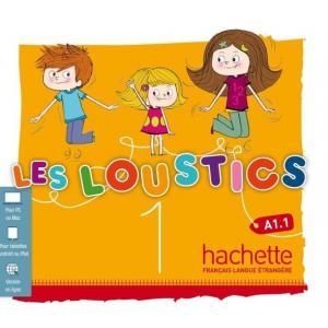 Les Loustics 1 podręcznik interaktywny (TBI) / karta