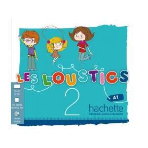 Les Loustics 2 podręcznik interaktywny (TBI) / karta