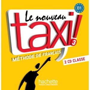 Le Nouveau Taxi! 3. CD do Podręcznika