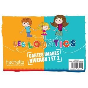 Les Loustics 1&2.  Karty Obrazkowe