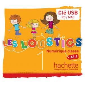 Les Loustics 1. Podręcznik Interaktywny (TBI)