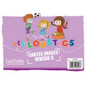 Les Loustics 3 zestaw kart obrazkowych