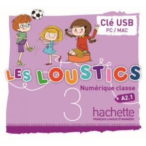 Les Loustics 3 podręcznik interaktywny (TBI)
