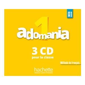 Adomania 1. CD do Podręcznika