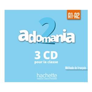 Adomania 2. CD do Podręcznika