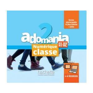 Adomania 2. Podręcznik Interaktywny /karta/
