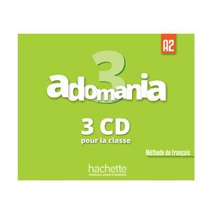 Adomania 3. CD do Podręcznika