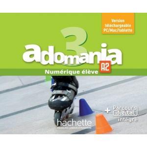 Adomania 3. Podręcznik Interaktywny