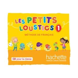 Les Petits Loustics 1. CD do Podręcznika