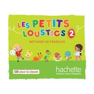 Les Petits Loustics 2. CD do Podręcznika