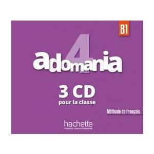 Adomania 4. CD do Podręcznika