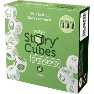 Story Cubes: Przygody. Gra Planszowa