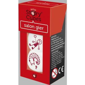 Story Cubes: Salon Gier. Gra Planszowa