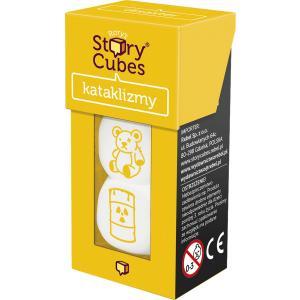 Story Cubes: Kataklizmy. Gra Planszowa