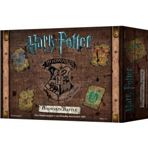 Harry Potter: Hogwarts Battle (edycja polska) + Zestaw 6 kart