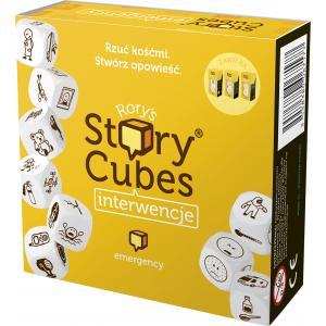 Story Cubes: Interwencje. Gra Planszowa