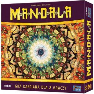 Mandala. Gra Karciana