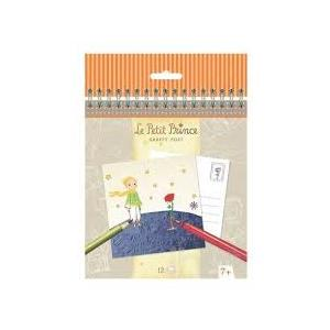 LF Le Petit Prince /kartki pocztowe do kolorowania/