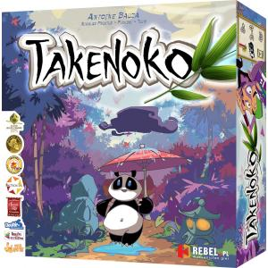 Takenoko. Gra Planszowa