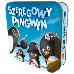 Szeregowy Pingwin Gra planszowa