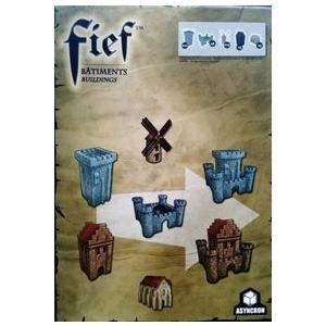 Fief: Budynki dodatek do gry planszowej