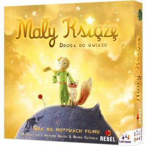 Mały Książę: Droga do Gwiazd (Edycja Filmowa). Gra Planszowa