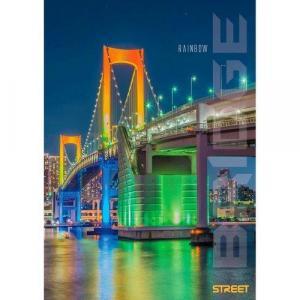 Zeszyt A5 w linie 54 kartki Bridge 10 sztuk