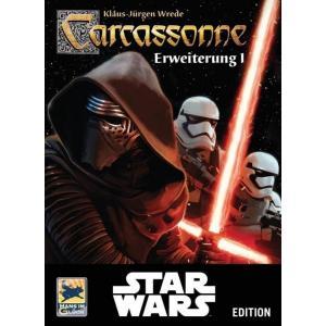 Carcassonne: Edycja Star Wars. Edycja Polska. Dodatek 1 do Gry Planszowej