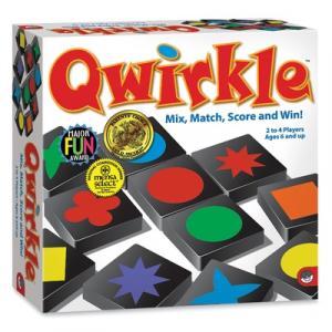 Qwirkle (Edycja Polska). Gra Familijna