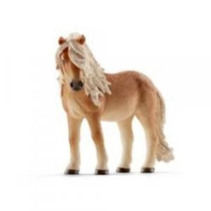 Figurka koń (klacz kuc Icelandic)
