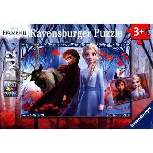 Frozen 2 Puzzle 2 x 12