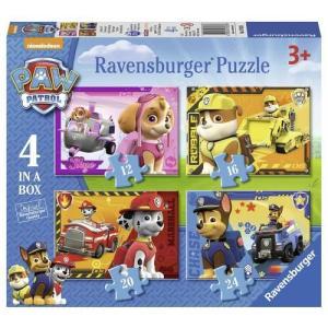Puzzle Psi Patrol 4 w 1