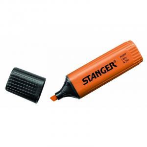 STANGER 18000200 zakreślacz pomarańczowy Pocket