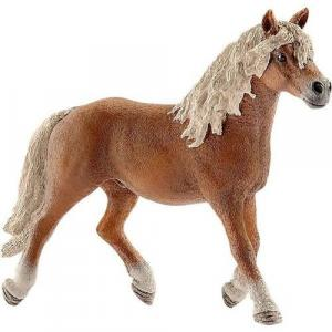 Figurka koń (ogier rasy Halfinger)