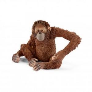 Figurka orangutan samica