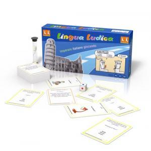 Lingua Ludica Italiano A2-B2 Gra Kompaktowa