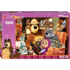 Puzzle 1000 Masza i Niedźwiedź