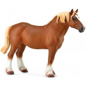 Figurka koń (ogier Belgian Mare)